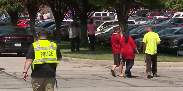 The incident comes one week following the deadly school shooting in Santa Fe, Texas.