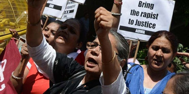 People in India are outraged over the invocation of diplomatic immunity in the case of a Saudi embassy official accused of raping two Nepalese women. (Reuters)