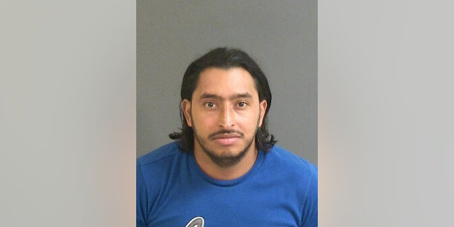 Jorge Cruz-Antonio, 31, was reportedly arrested in South Carolina after he was wanted in Mexico for murder and grand theft auto charges.