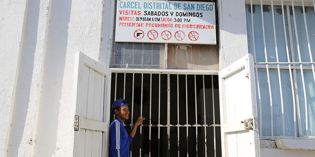 Currently 180 live in the facility, the only women prison in Cartagena, even though it has a maximum capacity of 50.