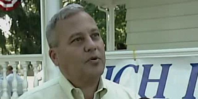 Ohio congressional candidate Rich Iott. (MyFoxToledo)
