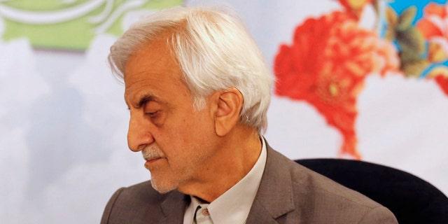 Iranian presidential Mostafa Hashemitaba.