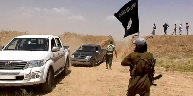 ISIS took control of a third of Iraq after the U.S withdrawal