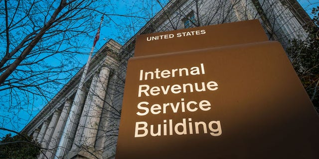 April 13, 2014: The headquarters of the Internal Revenue Service (IRS) in Washington. (AP)