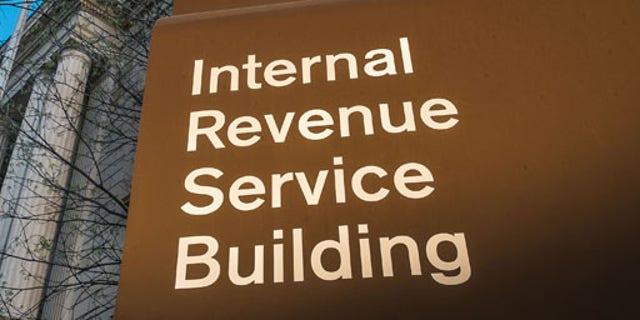 April 13, 2014: IRS building in Washington, D.C.