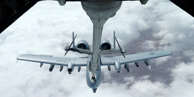 The decrease in airstrikes inside Iraq and Syria means more jets are free to fly missions in Afghanistan. A jet can fly a strike mission in Iraq and just a day later fly another in Afghanistan, Croft said.