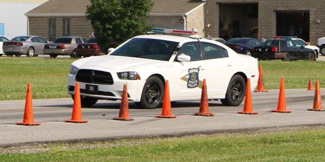 Indiana State Police Dodge Charger Pursuit cars have a restricted top speed of about 150 mph.
