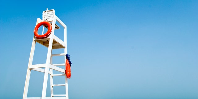 There were no lifeguards on duty when the shark attack took place, according to local media.