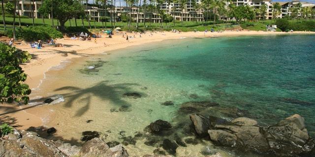 Kapalua Bay Beach leads the list of best beaches in America.