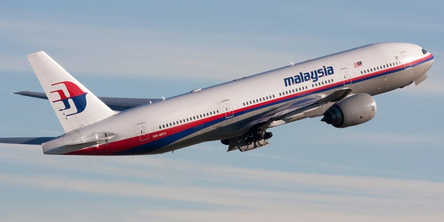 File image of a Malaysia Airlines plane. Flight 370 disappeared in March 2014 while it was headed to Beijing.