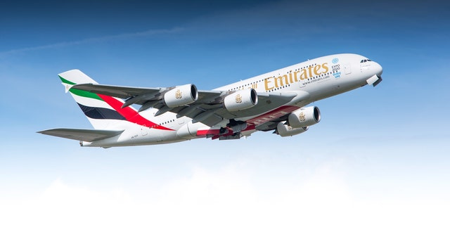 Emirates Airlines has confirmed there was an incident, but claims the man was unruly and had to be restrained for the safety of the crew and other passengers.