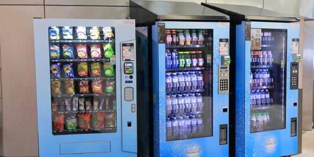 Vending machines all around the world have some extreme offerings.
