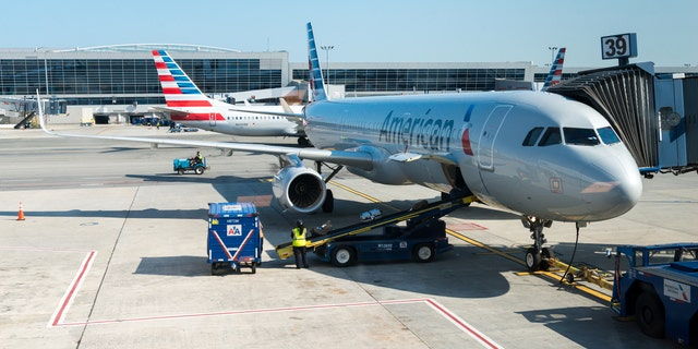 American Airlines has refuted claims that passengers weren't offered hotel accommodations.