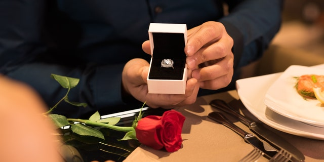 Californians spend $6,723 more on engagement rings that Utah residents, according to the study.