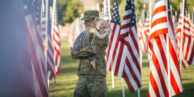 Don't forget to thank your favorite veteran on Nov. 11.