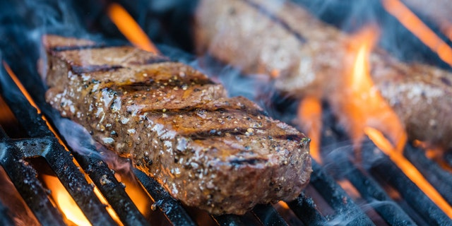 """Gang Liu, Ph.D., lead author of the study, explained that """"chemicals produced by cooking meats at high temperatures induce oxidative stress, inflammation, and insulin resistance in animal studies,"""" which he thinks could be linked to high blood pressure."""