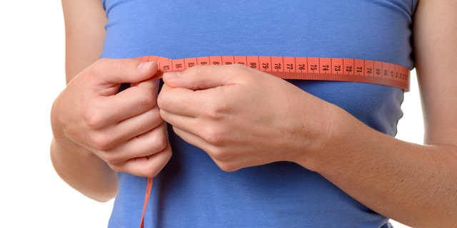 A woman opted for fitness and nutrition over reduction surgery
