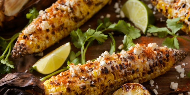 Robert Montañez, the inventor of the chip, said his idea behind the flavor was from elote -- a popular Mexican street food that involves grilled corn slathered in lime juice, chile powder, salt and usually mayonnaise and cotija cheese.