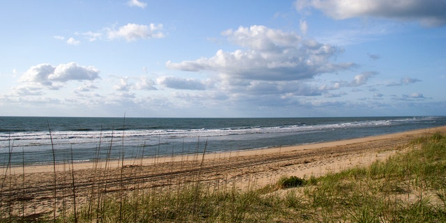 """The """"Pearl of Outer Banks"""" is celebrated for its secluded shore."""