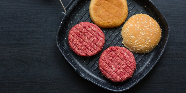 You don't have to fire up the grill to have the perfect hamburger.