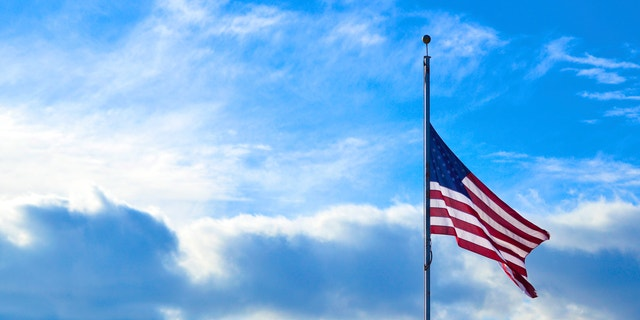 The colors of the U.S. flag are red, white and blue. Each color has a symbolic meaning, according to the U.S. government. (iStock)