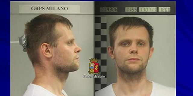 Lukasz Pawel Herba, a Polish citizen, was arrested in the alleged kidnapping plot.