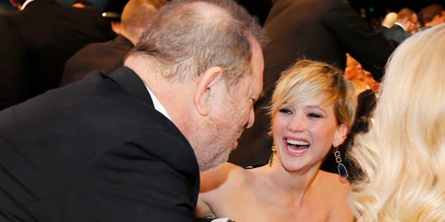Jennifer Lawrence won an Academy Award after starring in a Harvey Weinstein film.