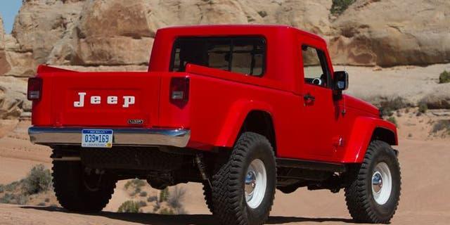 Jeep J10 Concept