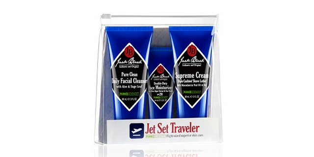 A handy skincare kit that's TSA-approved.