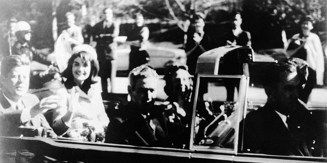 A British reporter said he received a phone call promising 'big news' prior to the assassination.