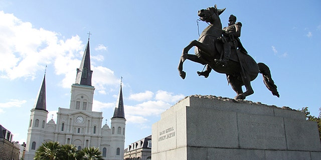 Last fall, Tulane professor Richard Marksbury made a tongue-in-cheek proposal that if New Orleans intends to purge all symbols of the Confederacy that it must take down its famous statue of Andrew Jackson as well.