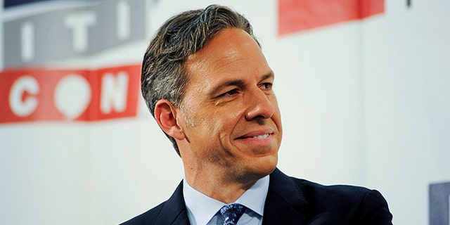 """Tapper eventually said, """"I've wasted enough of my viewers' time,"""" when the two men couldn't come to an on-camera agreement regarding Michael Wolff's controversial anti-Trump book."""