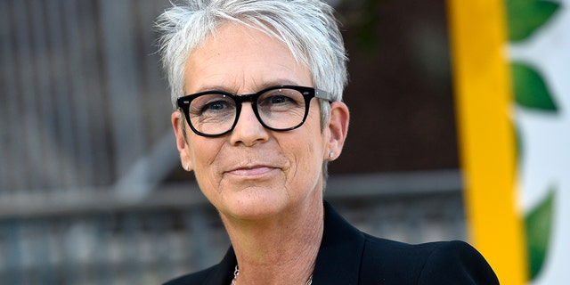 "Jamie Lee Curtis was surprised by a fan during a San Diego Comic-Con panel on Friday when he thanked her ""Halloween"" character for saving his life."