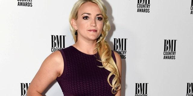 This Nov. 1, 2016 file photo shows Jamie Lynn Spears at 64th Annual BMI Country Awards in Nashville, Tenn.