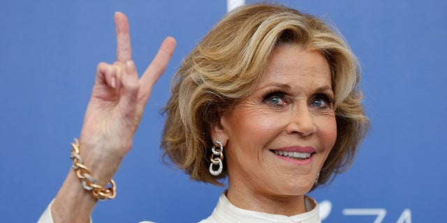 Jane Fonda explained how she's avoiding real jail time after being arrested five times.