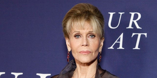 Jane Fonda says she still works out regularly to stay in shape.