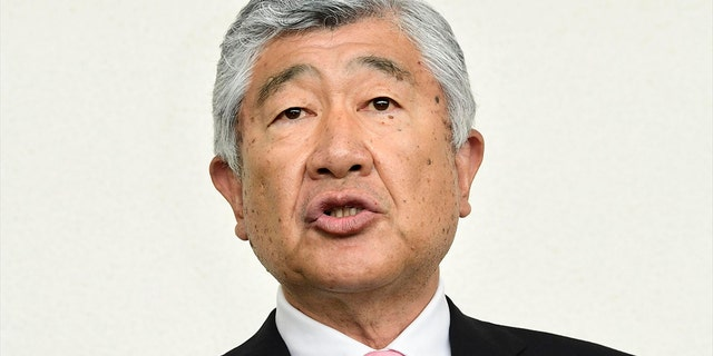 Nihon head coach Masato Uchida said he would resign.