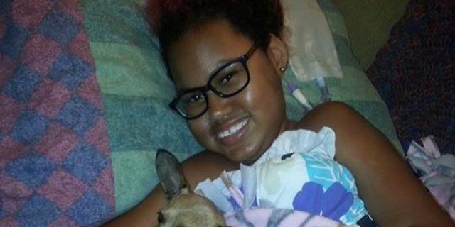 Jerika Bolen, 14, decided to enter hospice rather than undergo more surgery.
