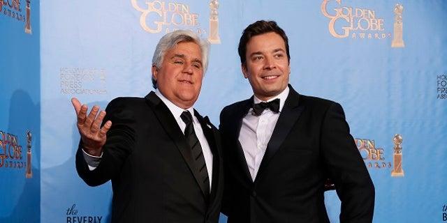 Jimmy Fallon took over Jay Leno's late-night spot on NBC.