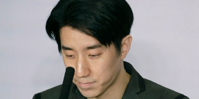 Jaycee Chan served six months in prison in 2014 for drug possession following a police raid at a Beijing foot massage parlor where he was found in possession of an illegal substance.