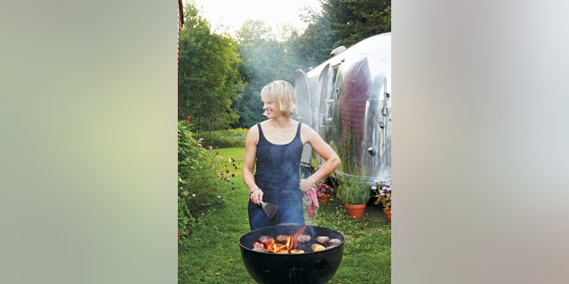 Erin French, owner of The Lost Kitchen restaurant in Freedom, Maine, has been inundated with phone calls after receiving multiple accolades.