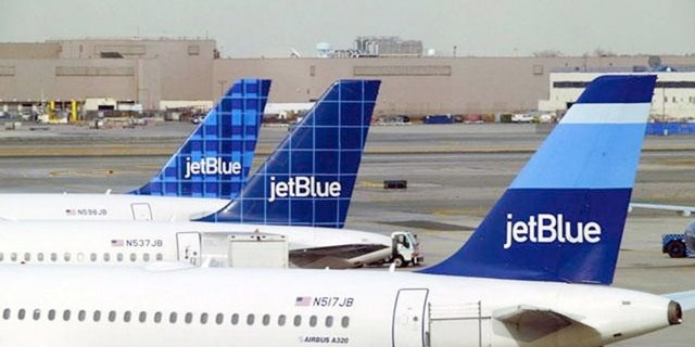 JetBlue said that the flight attendant believed one of the women had been filming the journey.