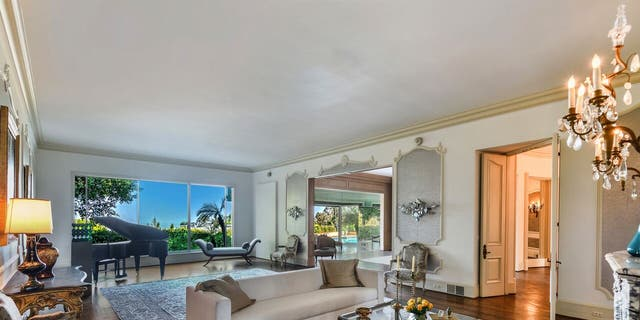 """The home was also used in Ben Affleck's Oscar-winning film, """"Argo."""""""