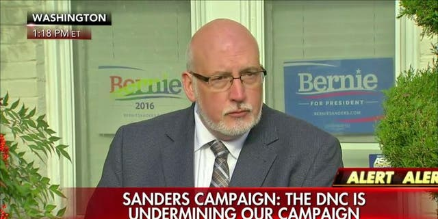 Jeff Weaver, former Bernie Sanders' campaign manager.