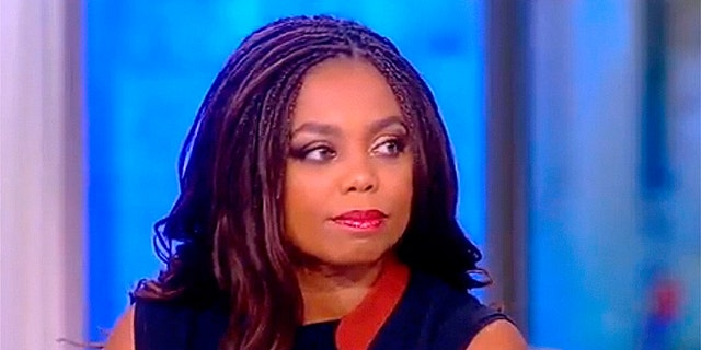 "Sarah Sanders asked: ""Where was Bob Iger's apology to the White House staff for Jemele Hill calling the president and anyone associated with him a white supremacist?"""