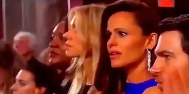 The show was so drama-free, a shot of a perplexed looking Jennifer Garner became one of the night's most talked about moments.