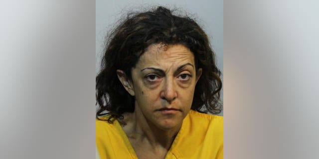 Jennifer Kaufman was arrested and charged with trespassing, petit theft, drug possession and resisting arrest.