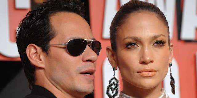 Marc Anthony and JLo were married from 2004 to 2014 and share 13-year-old twins.
