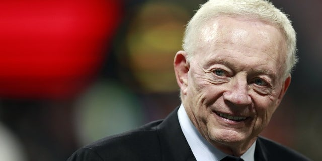 "Jerry Jones called it ""laughable"" that NFL owners would try to push him out of his ownership of the Cowboys."