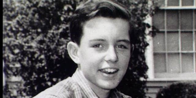 Jerry Mathers said he was eager to enjoy a normal life after TV fame. — AP